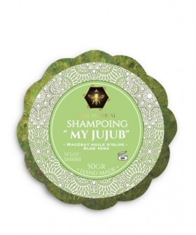 Shampoing solide My Jujube 50g